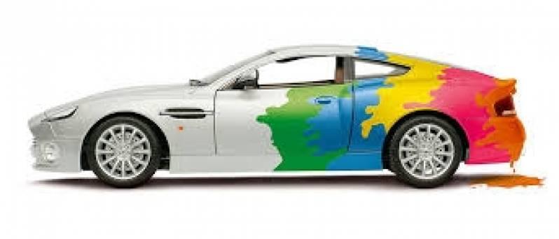 Funilaria e Pintura de Automóveis Jardim Guedala - Pintura em Carros