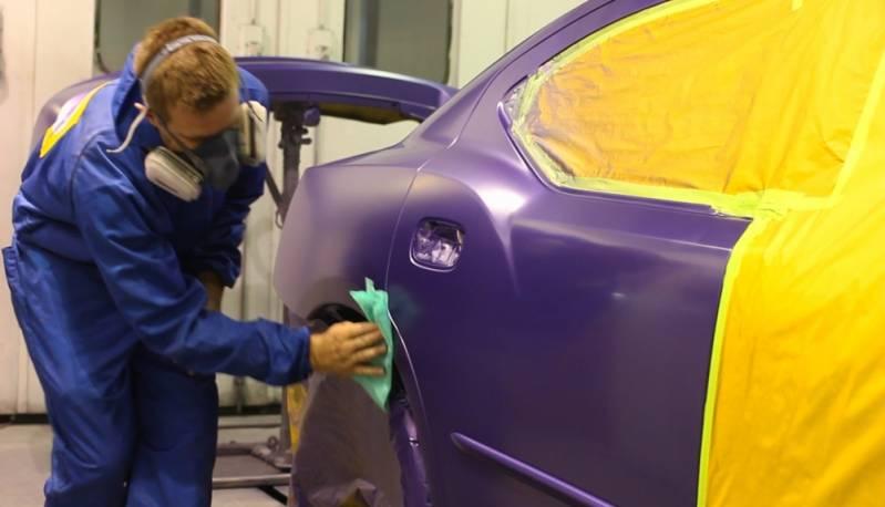 Onde Encontrar Funilaria e Pintura Automotiva Jaguaré - Pintura em Carros