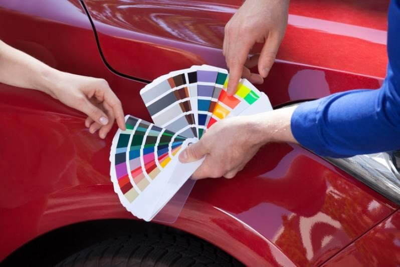 Onde Encontrar Pintura Fosca em Carros Butantã - Pintura em Carros