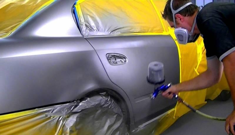 Onde Encontro Funilaria e Pintura Automotiva Sumaré - Pintura em Carros
