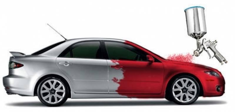 Onde Encontro Funilaria e Pintura de Automóveis Conjunto Residencial Butantã - Pintura em Carros