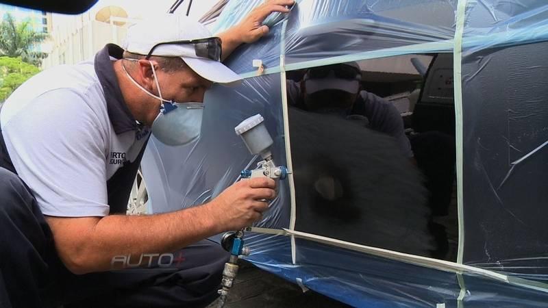 Onde Encontro Funilaria para Carros Blindados Rio Pequeno - Funilaria para Carros Importados