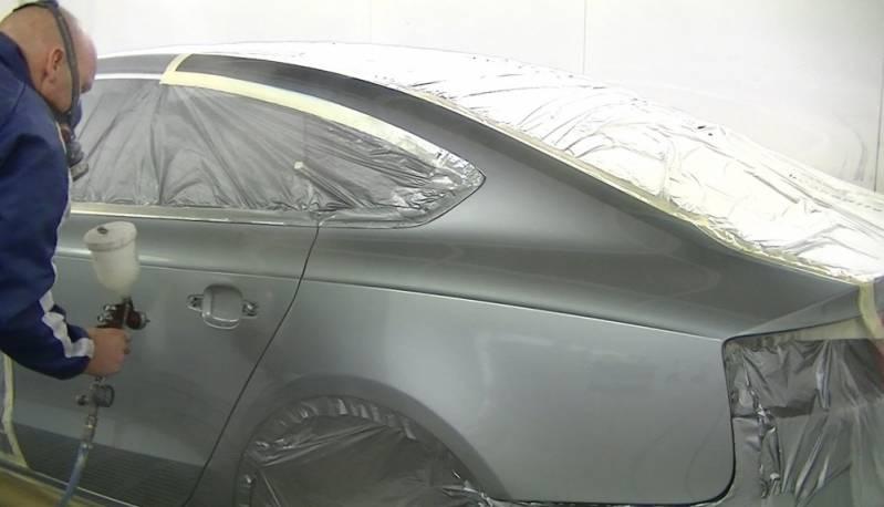 Onde Encontro Pintura de Veículos Osasco - Pintura em Carros