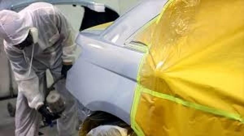 Pintura de Carro Alto de Pinheiros - Pintura em Carros Tunados