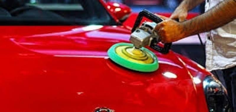Polimento e Cristalização de Veículos Butantã - Polimento para Tirar Riscos