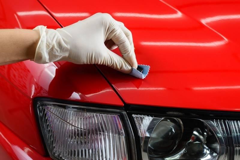 Vitrificação e Cristalização Caiubi - Vitrificação para Automóveis