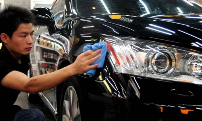 Vitrificador de Pintura Rio Pequeno - Vitrificação e Cristalização de Carros